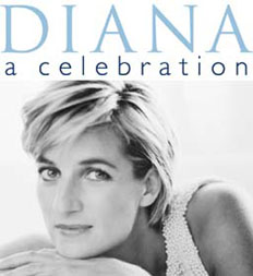 Diana, a celebration exhibit cover art.