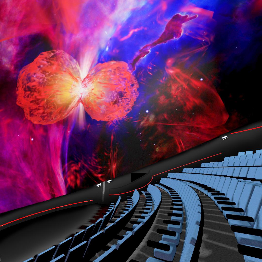 Museum Of Natural Science Planetarium