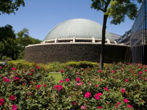 Planetarium at the Houston Museum of Natural Science