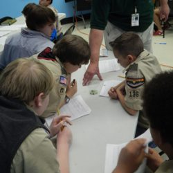 Scouts BSA | Houston Museum Of Natural Science