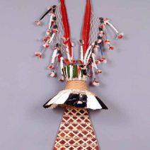 Plate 257 - Palikur headdress with painted nape