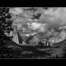 TNPPP - Yosemite Valley-Tunnel View - Yosemite National Park