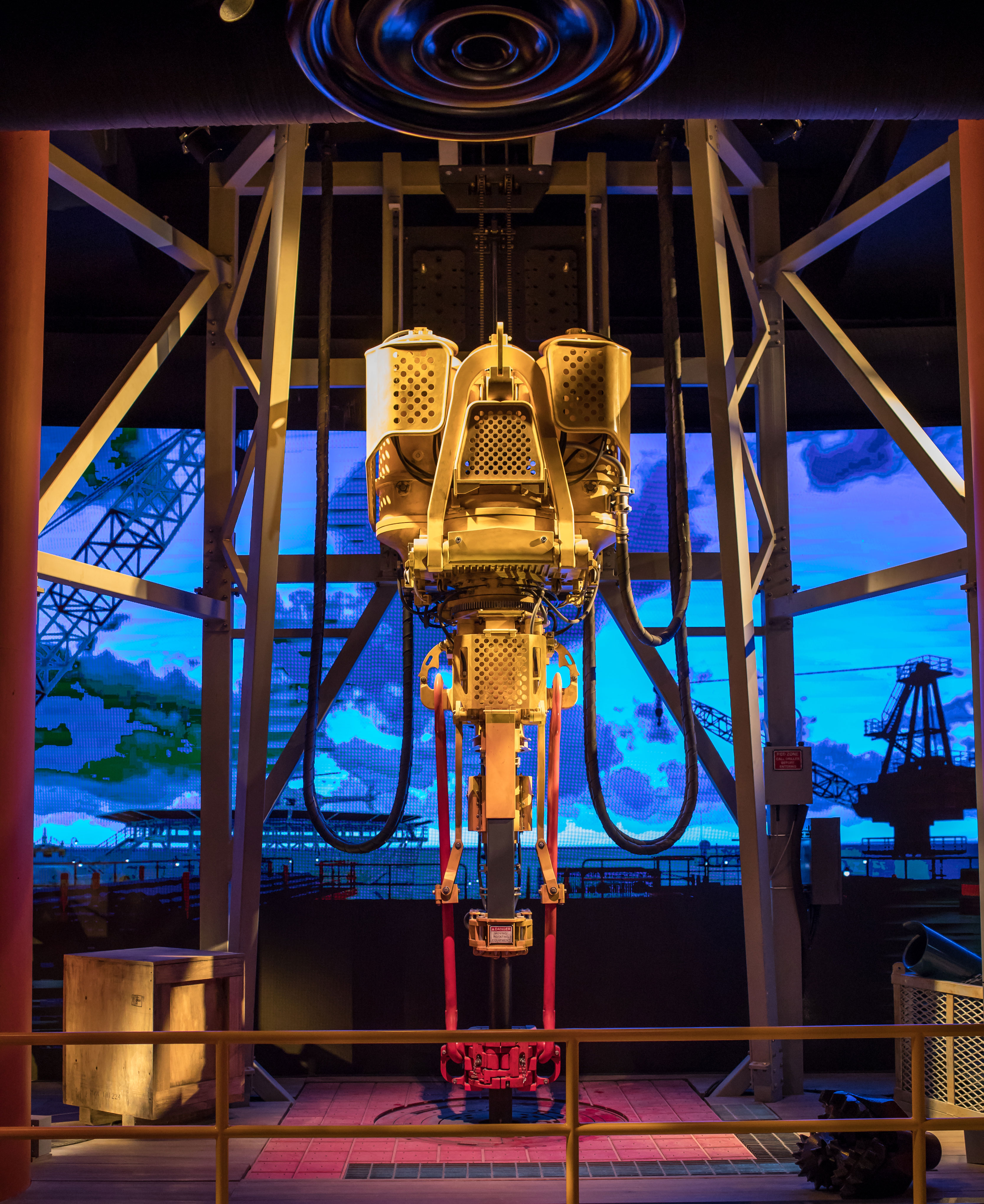 Wiess Energy Hall | Houston Museum Of Natural Science